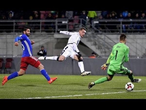 Liechtenstein vs Armenia 2-2 | Highlights All Goals | UEFA Nations League. 19 November 2018