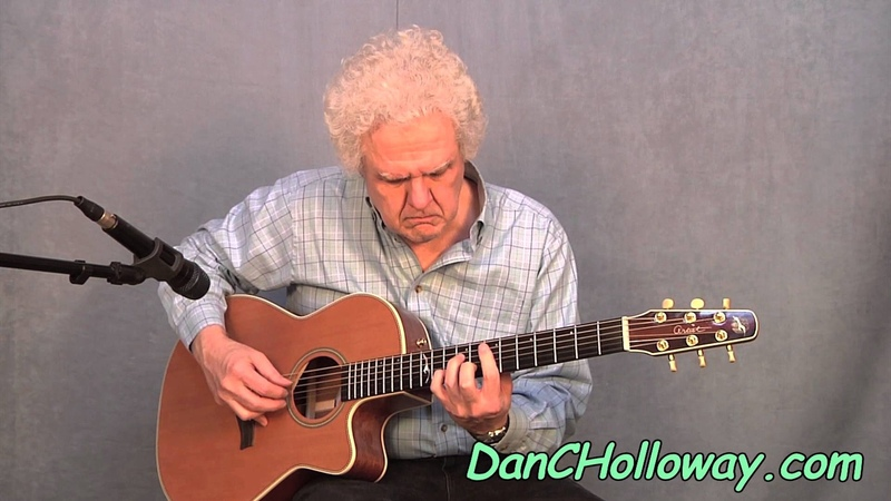 The Night They Drove Old Dixie Down The Band Fingerstyle Guitar Arrangement