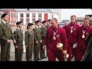 Победители Всероссийской молодежной военно-патриотической игры Зарница