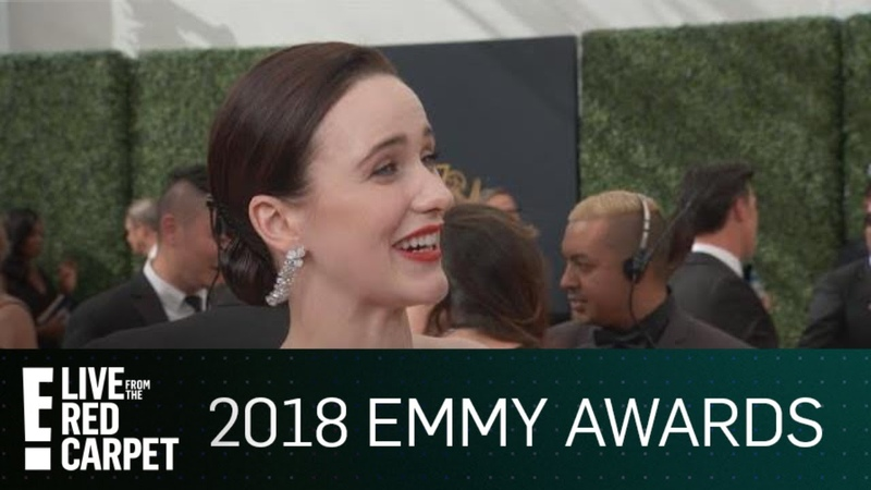 Rachel Brosnahan: Snowboard Instructor-Turned-Emmy Nominee | E! Red Carpet Award Shows