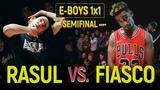 Rasul vs Fiasco | E-Boys 1x1 Semifinal @ Move&Prove International 2018