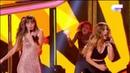 WALKING ON SUNSHINE - Aitana y Natalia   OT 2017   Gala Navidad