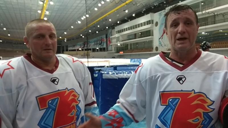Олег Андриянов и Сергей Беседин SEVEN WINDS