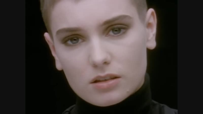 Sinéad OConnor Nothing Compares 2U Official Music Video