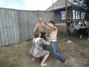 Смешные танцы в деревне