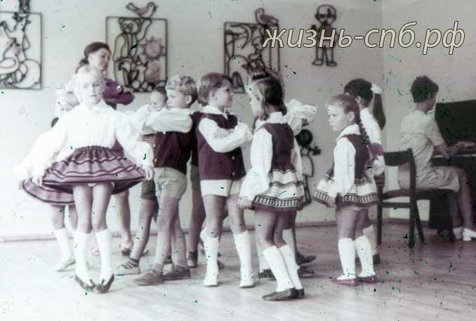 Советская Эстония. г. Кохела-Ярве. Детский сад. Архивные фотографии