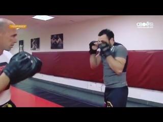 Интервью нашего чемпиона