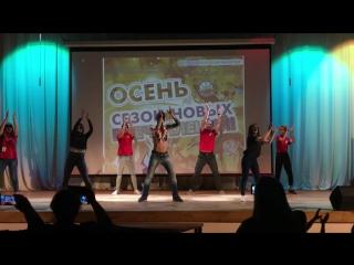 Танец Вожатых УЗ