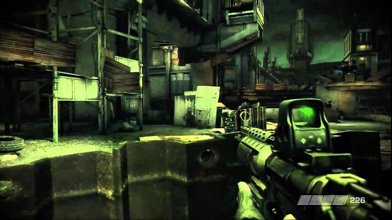 Прохождение Killzone 2 (живой коммент от alexander.plav) Ч. 11
