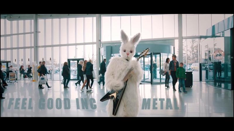 Feel Good Inc metal cover by Leo Moracchioli