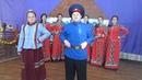 МБОУ Весёловская СОШ №2, Казачья культура, «Гулянье в казачьей станице»