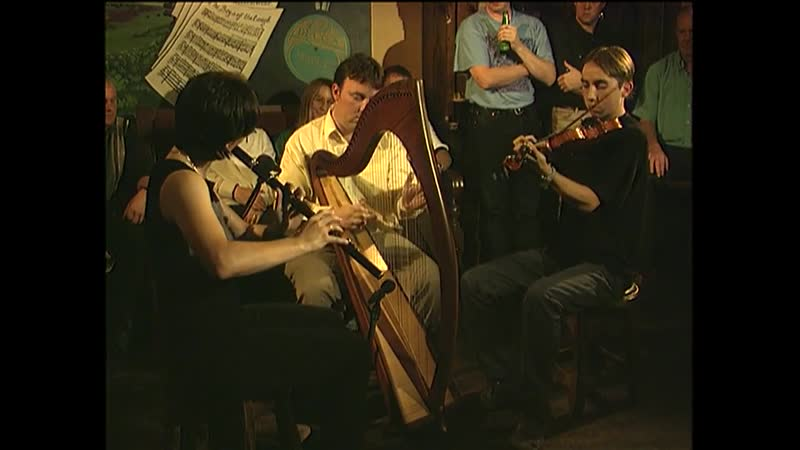 Michael Rooney, June McCormack Oisin Mc Diarmada 2000
