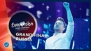 Russia LIVE Sergey Lazarev Scream Grand Final Eurovision 2019