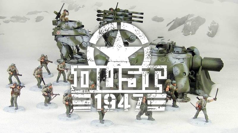 Dust 1947 Обзор фракции Союзники Allies