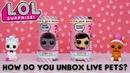 LOL Surprise! Interactive Live Pets