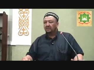 қандай мусылмансыңдар Абдугапар устаз