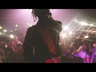 "Playboi carti & maxo kream - ""fetti"", live at sold out show in houston tx"