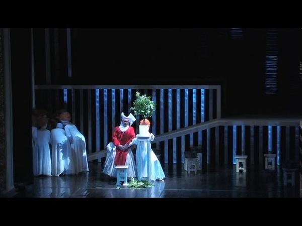 Rossini: Le Comte Ory, Duet: Ory, Comtessa, ⅡAct, Trunov Dmitry, Natalia Mokeeva, Ekaterinburg