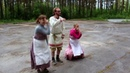 Танец экипажа №6 Карху-ралли 2019