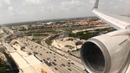 Smooth First Class HD 767 Landing In Miami