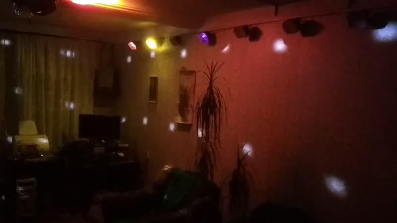 Инсталляция световых приборов 2