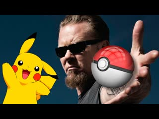 Metallica - Pokemon Theme