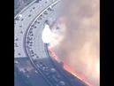 Пожар в Калифорнии подобрался к этокаде California fires