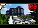 🔴Minecraft City Building - E129 - Shopping Mall with Patrons Channel Members - follow me on Insta