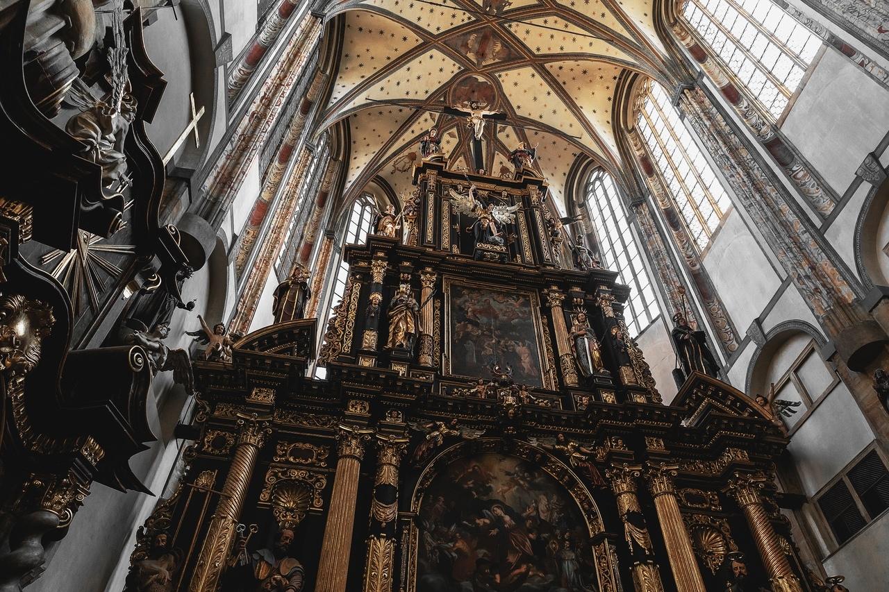 Kostel Panny Marie Sněžné, Prague