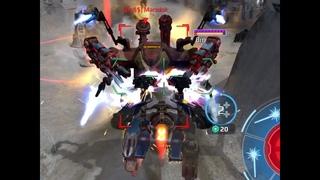 Атака из Засады! War Robots Blitz 4 Halo MK2 & 2 Armor Kit & Last stand