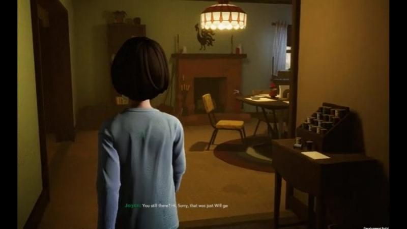 Stranger Things - сцена из отменённой игры 5