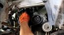Замена ремня ГРМ и роликов на Mitsubishi Colt 1,5 Мицубиси Кольт 2003 года 1часть