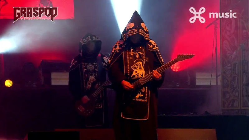 Batushka - Live Graspop 2018 (Full Show HD)