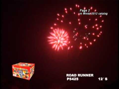 ROAD RUNNER - Winda Fireworks - P5425