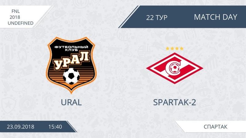 AFL18 Russia FNL Day 22 Ural Spartak 2