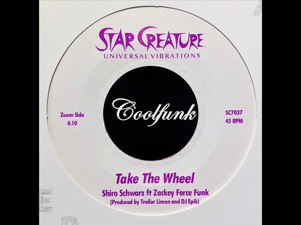 Shiro Schwarz ft Zackey Force Funk - Take The Wheel (Funk 2019)
