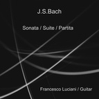 Johann Sebastian Bach альбом Johann Sebastian Bach by Francesco Luciani