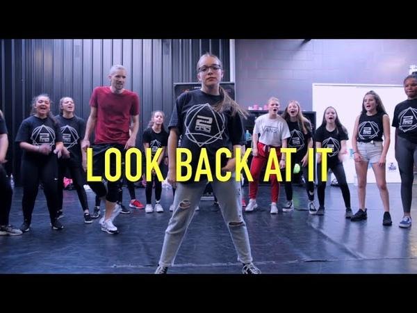 Look back at it | The Boogie wit Da Hoodie | Julien Moraux choreo