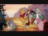 Новые приключения Винни Пуха / The New Adventures of Winnie the Pooh. 1988-1991. Сезон 3, серии 1-5. VHS