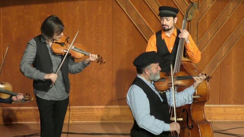 Еврейский оркестр им. А. П. Чехова (Chekhov Jewish Orchestra) - Sha tants