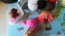 Кукла на каркасе Амигуруми, покупка пряжи и организация хранения