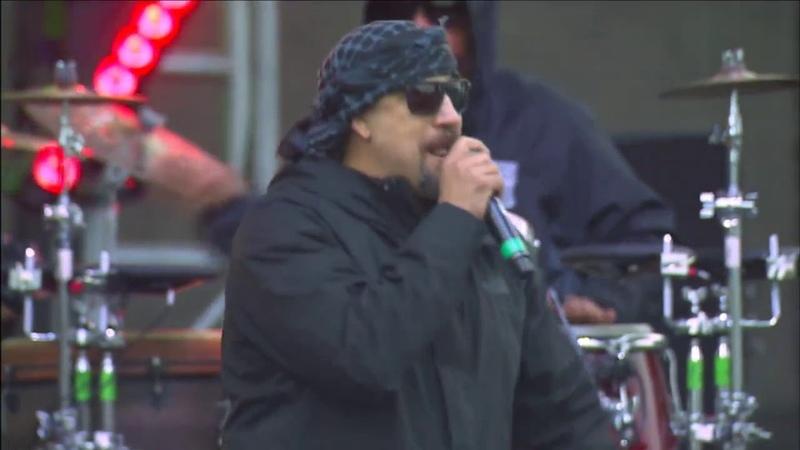 Американская группа Cypress Hill исполнили I Wanna Get High на California Roots Music Arts Festival 2019. (25 мая 2019 г.) (видео)