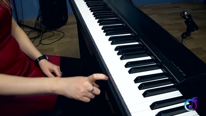 Упражнение на раскрепощение руки при игре на фортепиано. г.Белгород Мьюзикметод