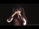 180628 NMB48 Stage BII4 Renai Kinshi Joureii Ota Riona Shonichi 6 gatsu Umare no Okyakusama Kangei