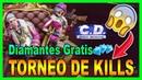 🔥 ENVIANDO PREMIO AL GANADOR DEL TORNEO DE KILLS 💎 DIAMANTES GRATIS 🔥