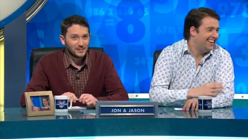 8 out of 10 Cats does Countdown S04E04 (27.06.2014)