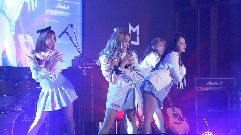 HIGHTEEN's live stage (하이틴 공연) - MUCA 'The Opening' concert