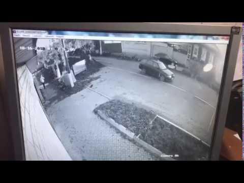 Авария на улице Ленина в Нерехта (16.10. 2018)