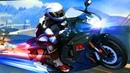 Мультики Машинки Игры Мото Гонки Asphalt 8 На взлёт
