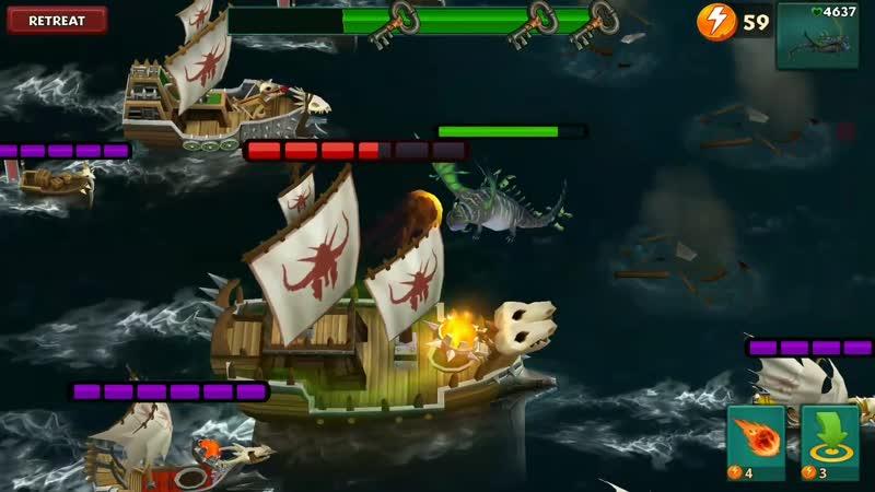 Ripwrecker VS Fleet 34 - Defending Berk - Dragons_Rise of Berk ( 1080 X 1920 )